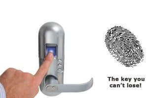 Fingerprint Locks' Disadvantages That A Mobile Locksmith Should Know