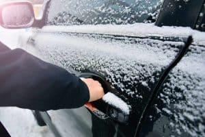 Car Locksmith: How To Unlock A Frozen Car